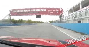2016 Blue Car MINI 天马挑战赛 – 媒体组小林