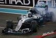F1: 汉密尔顿阿布扎比夺冠 罗斯伯格加冕总冠军