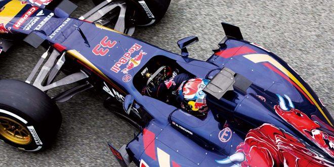 F1技术科普 – 座舱