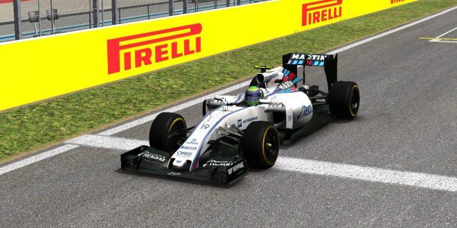 F1模拟联赛第04站—巴塞罗那大奖赛赛报,恭喜冠军叶崧珞@0-146