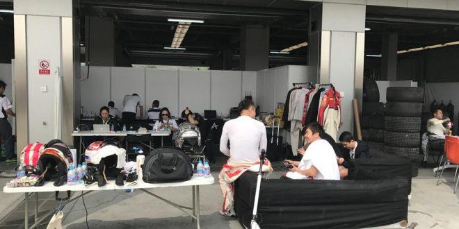 [多图]浙江国际赛车场R8 LMS Cup与TCR观战记