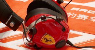 图马思特法拉利版耳机快评 – T.Racing Scuderia Ferrari Edition