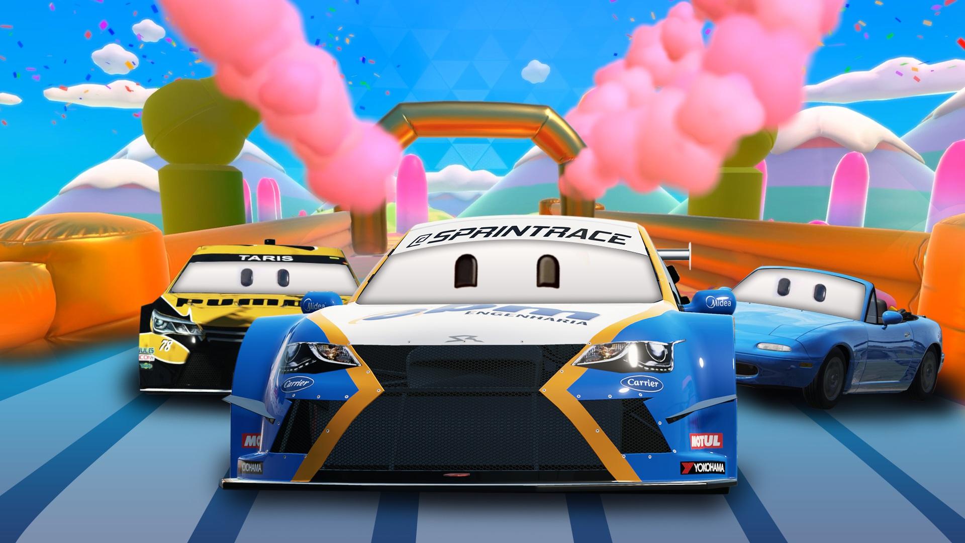 2021年迎新年特别赛-Automoblista 2第一场